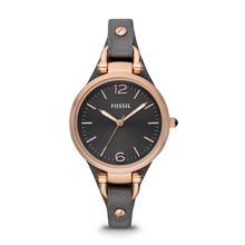 Fossil Es3077 ladies strap watch