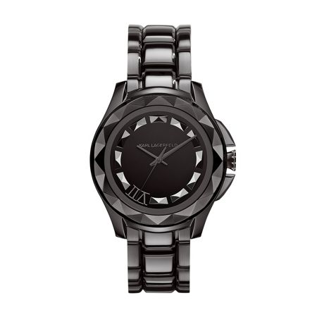 Karl Lagerfeld KL1003 Karl 7 Black Mens Bracelet Watch