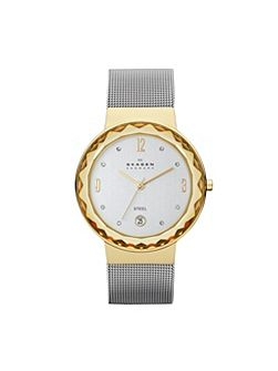 Skw2002 ladies mesh watch