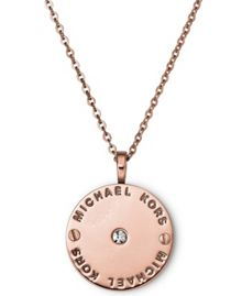 Michael Kors Mkj2656791 ladies necklace