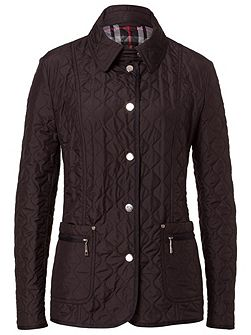 Quilted Transitional Jacket