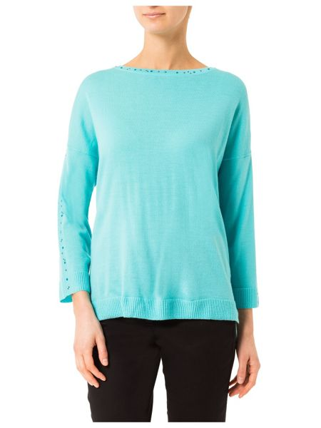 Basler Virgin Wool Sweater