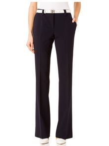 Flowing Trousers with Creases