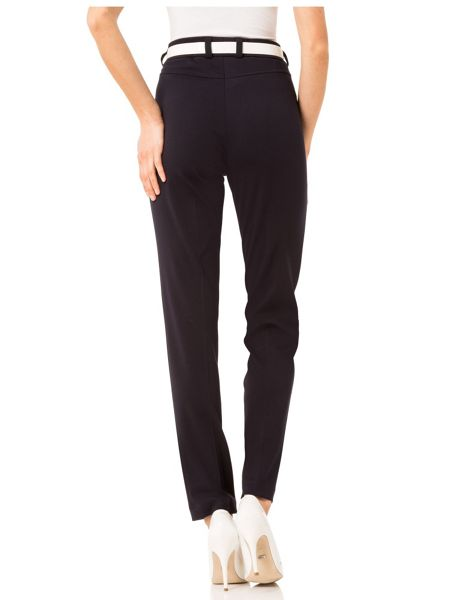 Basler Sally Skinny Jersey Trousers