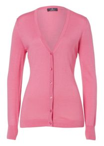 Basler Finely Knitted Jacket with Silk