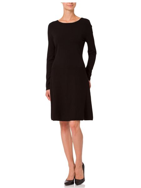 Basler Dress with back Zip Detail