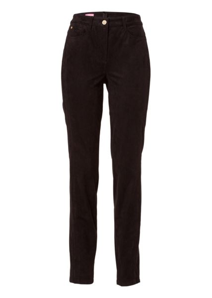 Basler JULIENNE Trousers in Leather Optic
