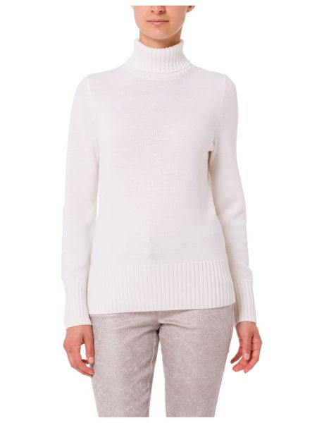 Basler Roll Neck Wool Sweater