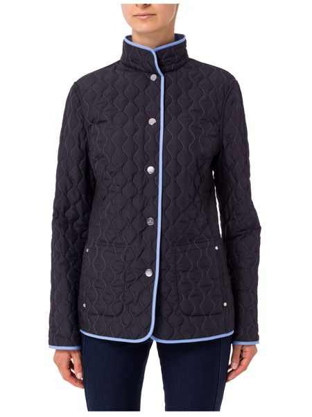 Basler Quilted Reversible Jacket
