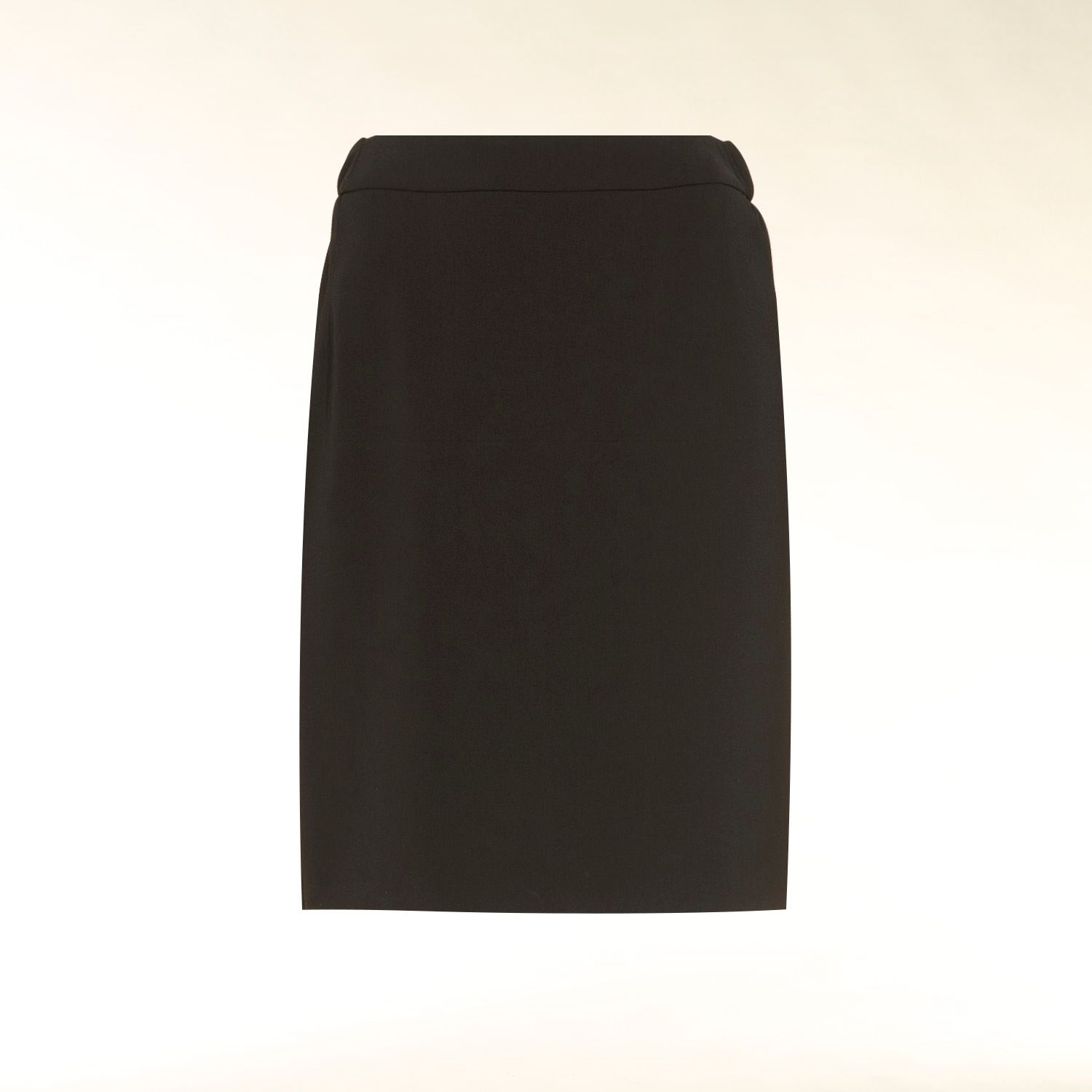 Elasticated waistband skirt