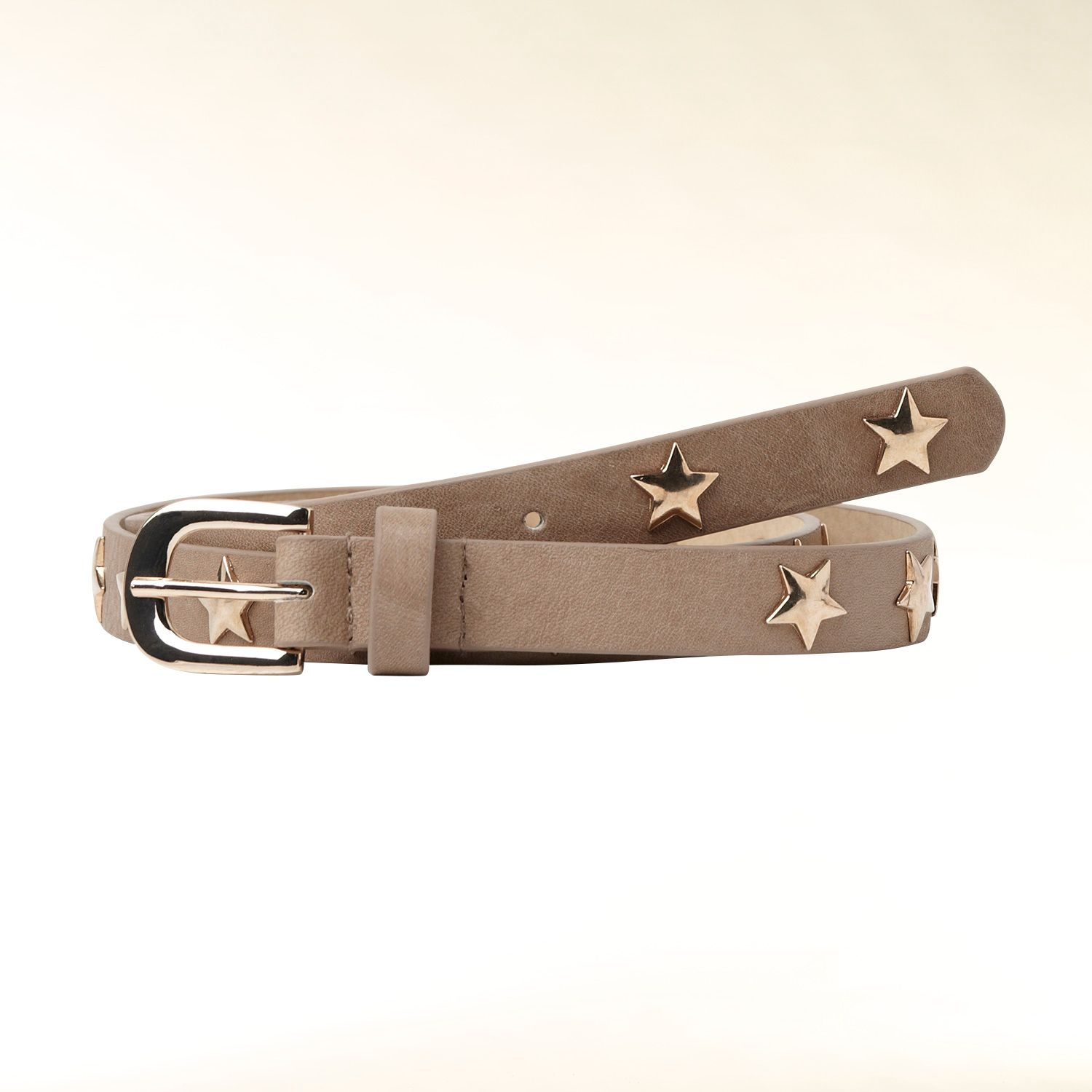Star studded belt