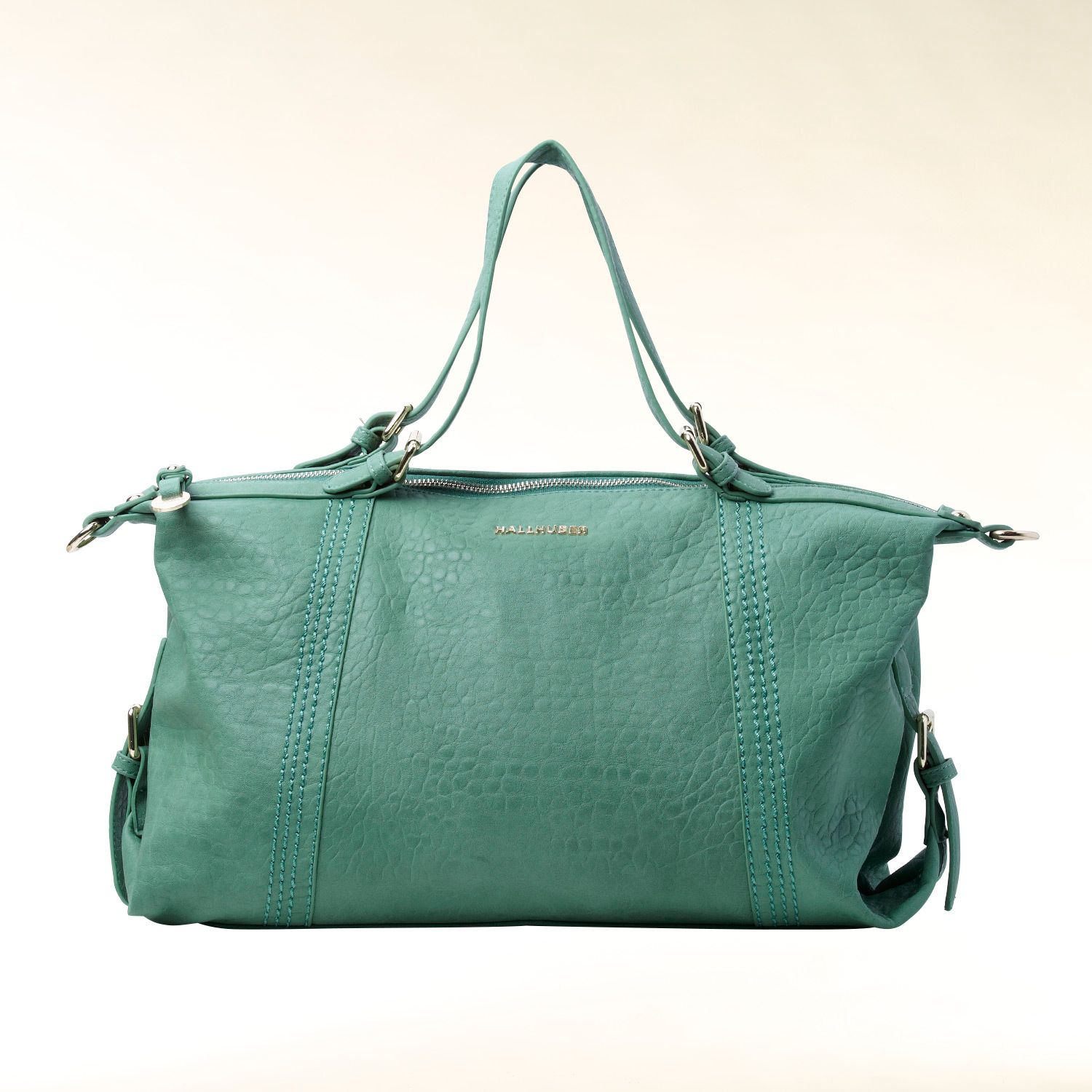 Sporty top handle bag