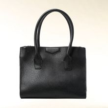 Faul leather classic tote