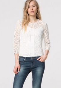 Little lace jacket