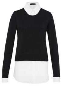Two-in-one style jumper