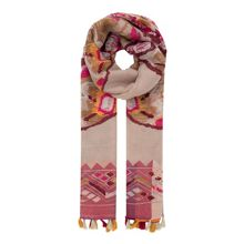 Polyester tuch mit african-print