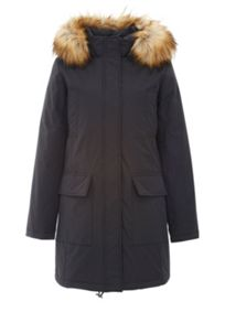 Hallhuber Hooded Down Parka