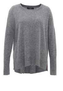 Hallhuber Boxy Jumper With Side Vents
