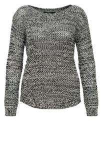 Hallhuber Knitted jumper made of cotton