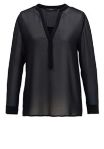 Hallhuber Sheer Tunic