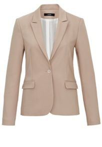 Hallhuber One - Button Blazer