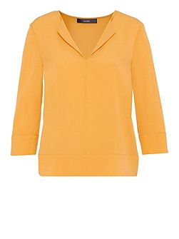 Blouse with Yoke Feature