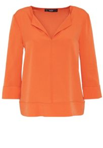 Hallhuber Blouse with Yoke Feature