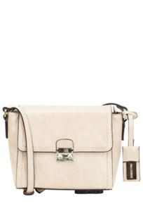 Hallhuber Small Snake Effect Shoulder Bag