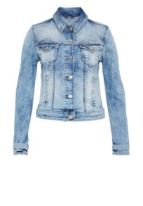 Hallhuber Distressed denim jacket