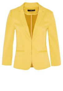 Hallhuber Blazer Sofia with 3/4 Length Sleeves