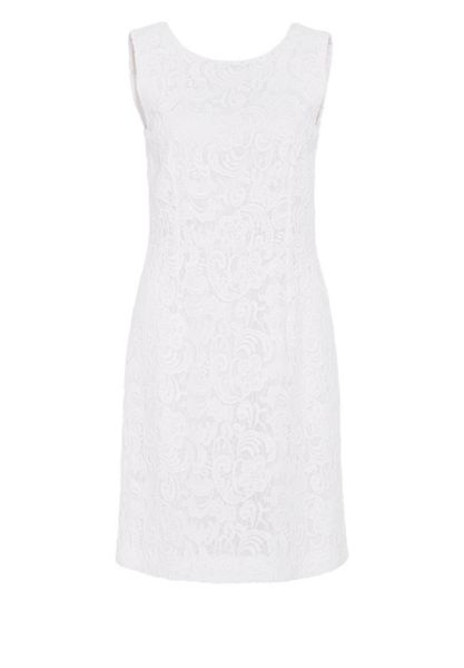 Hallhuber Lace shift dress