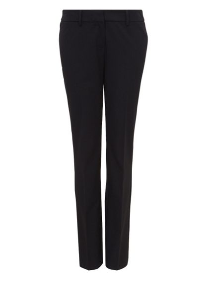 Hallhuber Centre crease business trousers
