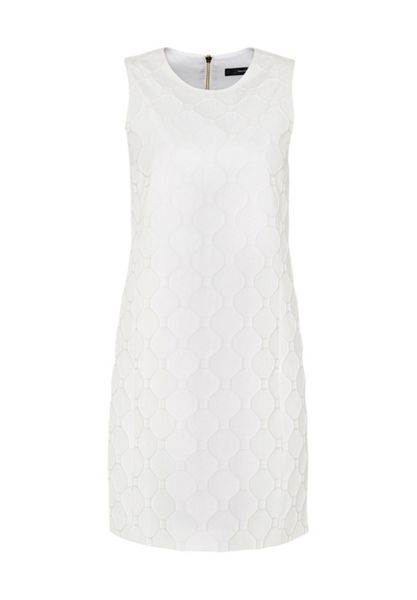Hallhuber Diamond jacquard mini dress