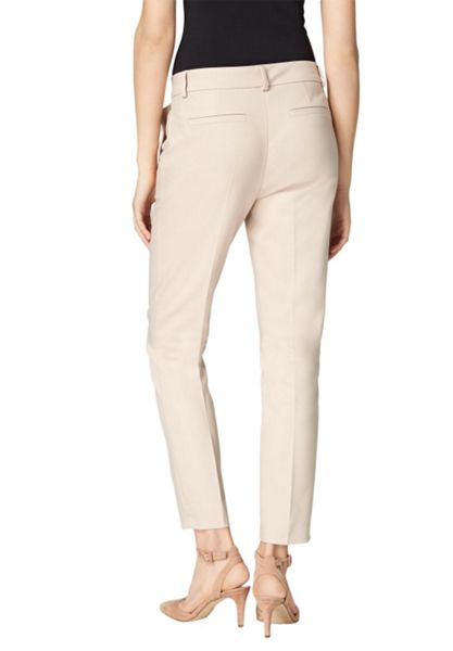 Hallhuber Side slit trousers