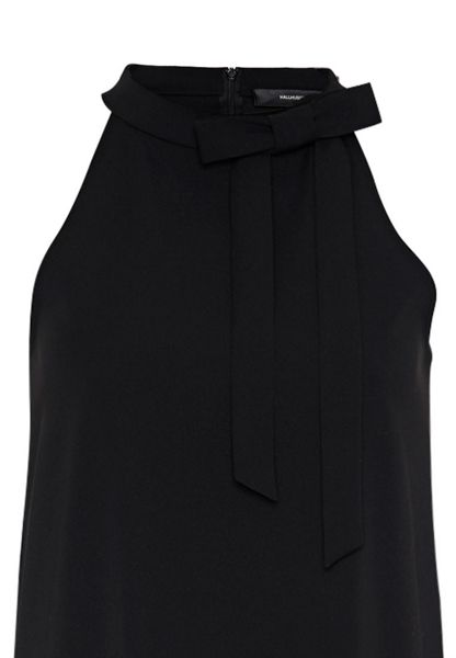 Hallhuber A-line dress with bow feature