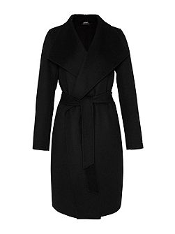 Chelsea Collar Wrap Coat