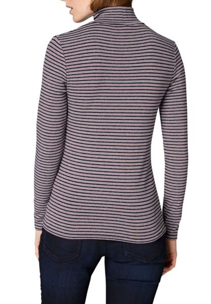Hallhuber Stripe top with Lurex