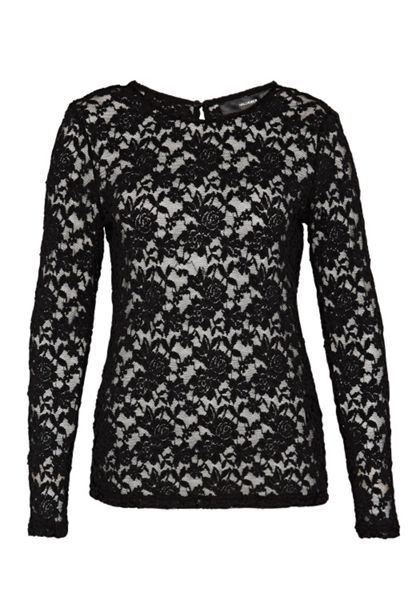Hallhuber Lace long sleeve