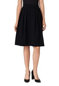 Hallhuber High-waisted jersey skirt