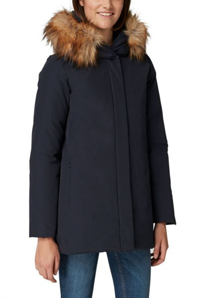 Hallhuber Hooded Down Jacket