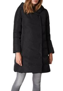 Hallhuber Hooded down coat