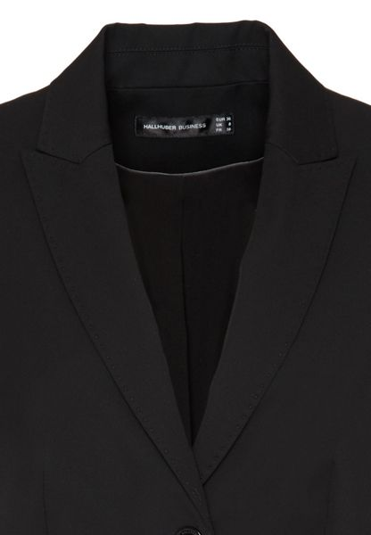 Hallhuber Business blazer with flap pockets