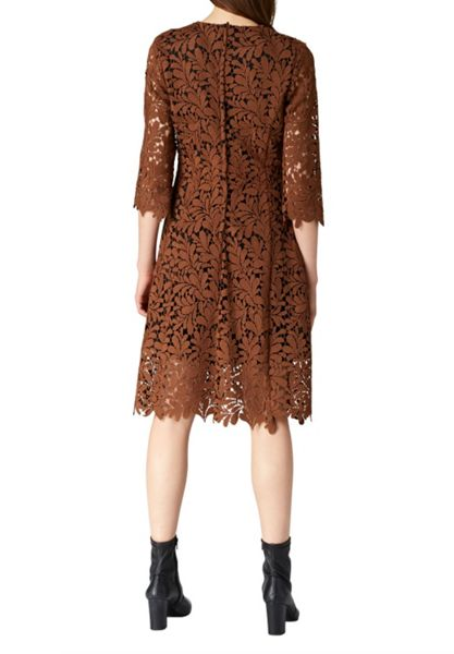 Hallhuber Midi length lace dress