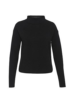 Pure Wool Boxy Jumper