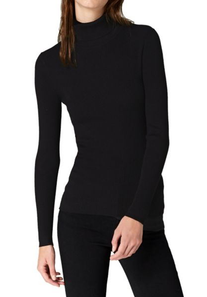 Hallhuber Essential turtle neck Jumper
