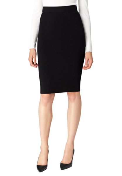 Hallhuber Milano knit pencil skirt