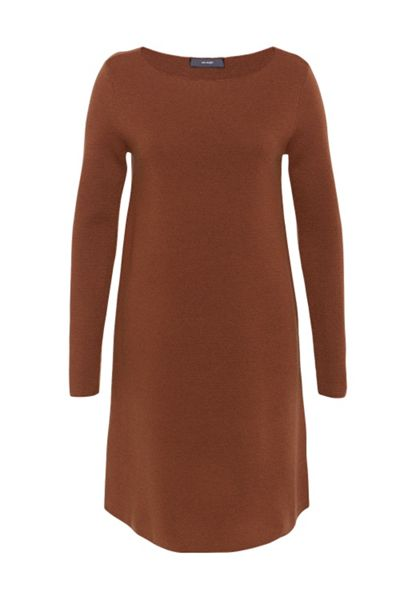 Hallhuber Pure Wool Knit Dress