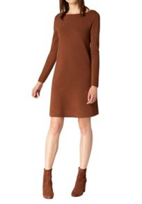 Hallhuber Pure wool knit dress MILANO