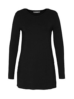 Tunic-style long top