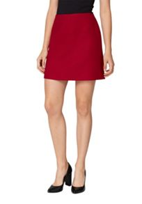 Hallhuber A-line mini skirt
